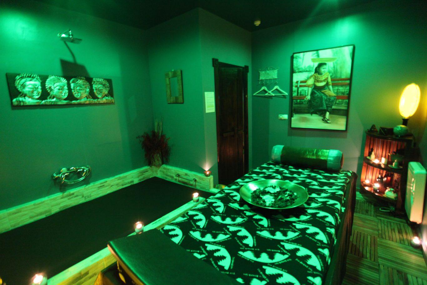sala de massagens full spa